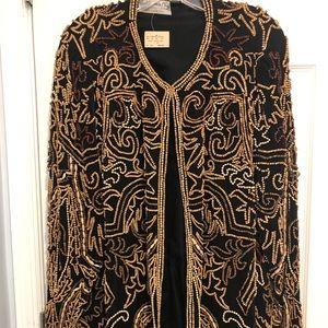 Jackets & Blazers - Judith Ann Vintage Plus Size Jacket